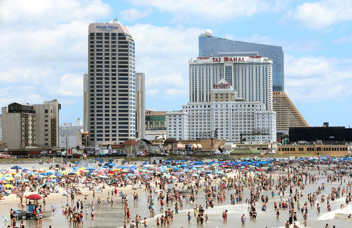 Outlet New Jersey >> Atlantic City's remaining casinos saw 2016 revenue rise ...