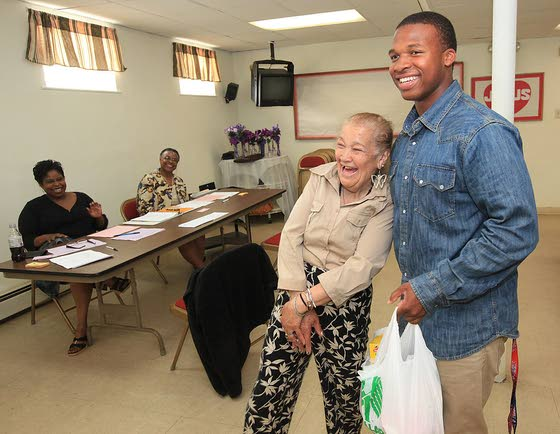 Mt. Zion Church in Pleasantville fills much needed role with its food pantry