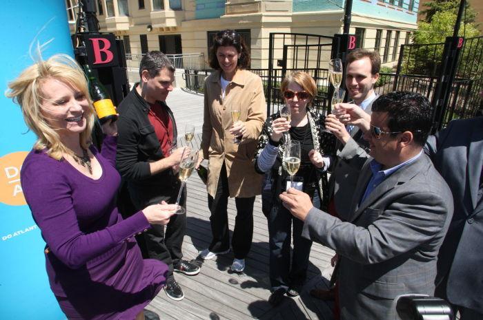 Atlantic City wine