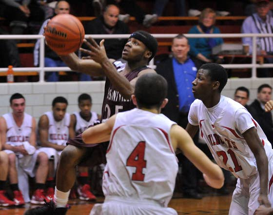 Boys basketball: No. 9 Holy Spirit upset by Hammonton 58-55