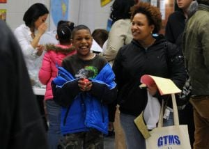 Wellness Fair gives students healthy options in Galloway