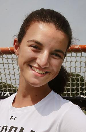 Girls soccer MVP of Week: Bridget Ruskey of Middle Township