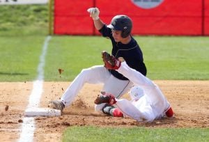 Holy Spirit vs Vineland baseball