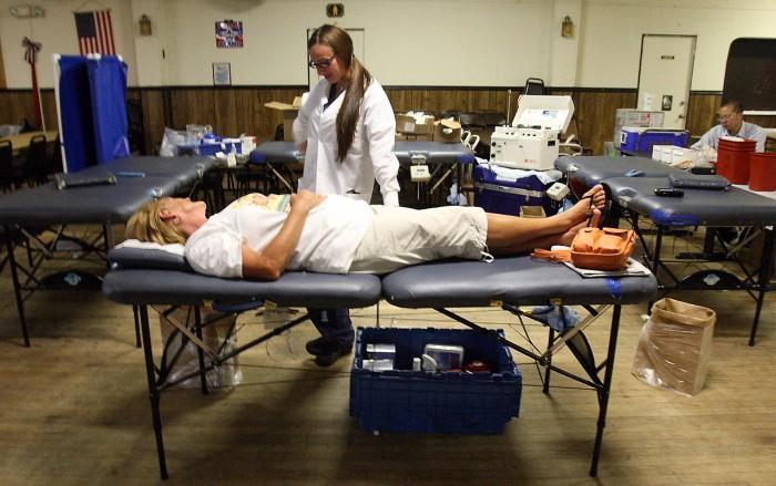 Blood shortage 1
