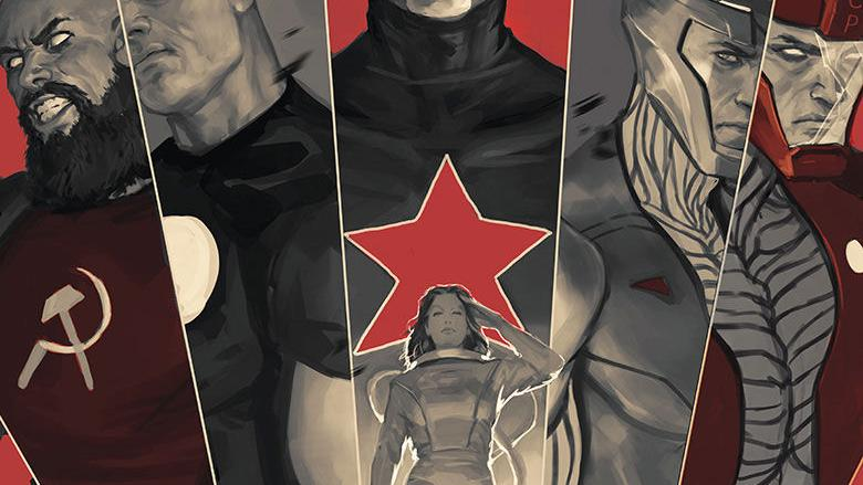 Preview art of Valiant's 'Divinity III: Stalinverse' #2