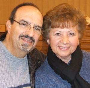 Michael and Marie DiGuglielmo, each 65, of Mays Landing