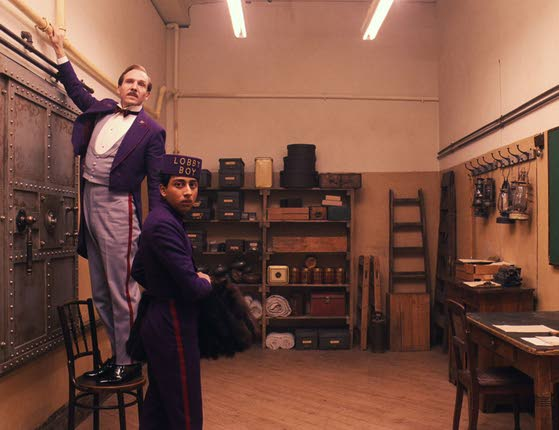 'Grand Budapest Hotel' fills  rooms with quirky characters
