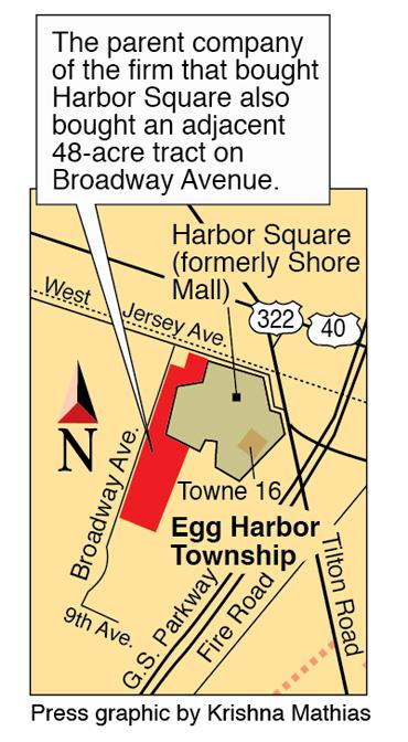 Harbor Square/Shore Mall tract