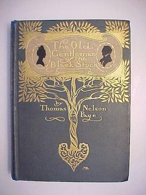 Antiques & Collectibles: Antique book is a tale of Old South
