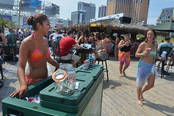 beach cash