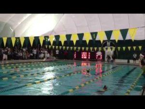 Mainland vs. Kinnelon: 200 individual medley