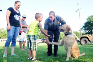 National Night Out puts personal face on policing