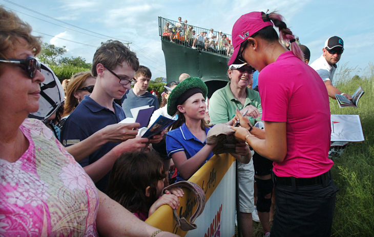 LPGA ShopRite Classic Final Day