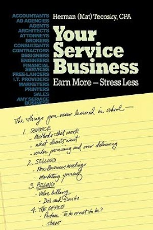 Ventnor CPA writes book on service business