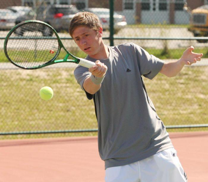 BOYS TENNIS FEATURE