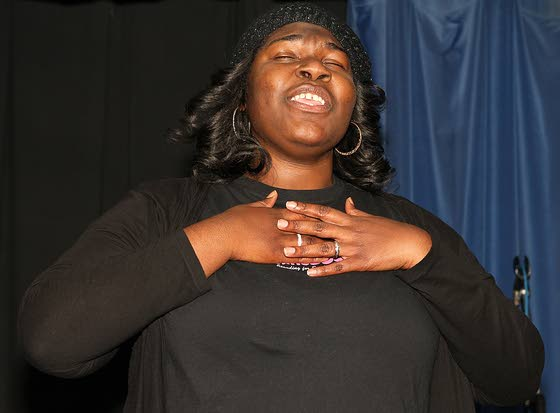 Pleasantville woman takes aspirations to next level with audition for 'Voice'