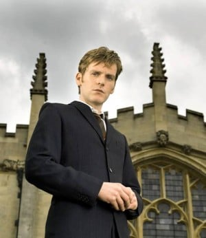 TV: Shaun Evans puts his own ideas in 'Endeavour'