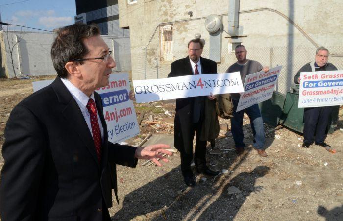 Grossman Run For Governor