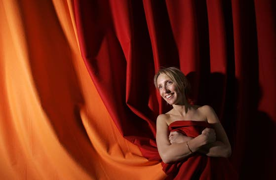 What does Sam Taylor-Johnson mean for 'Fifty Shades of Grey'?