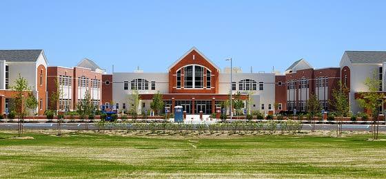 Work on Cedar Creek High School in Egg Harbor City is 92 percent complete