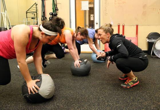 Tough Training