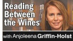 Reading Between the Wines, Anjoleena Griffin-Hoist