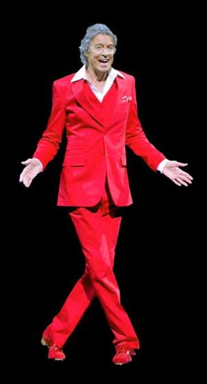 Tommy Tune in Beach Haven and other things to enjoy At The Shore Today