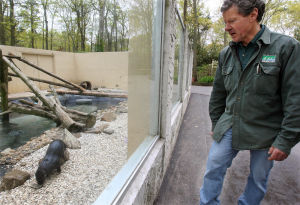 Cape May County Zoo's own 'Dr. Doolittle' thrives on listening to exotic assortment of symptoms