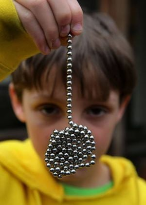 Small, high-powered magnets that are hazardous to kids remain on the market