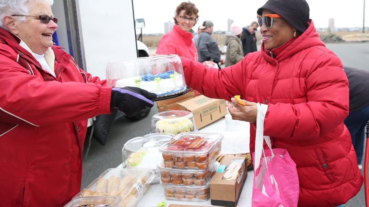 FoodBank Mobile Pantry Returns to Ventnor