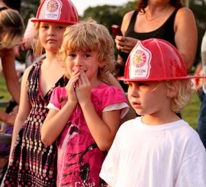 National Night Out presents Absecon as it used to be: a community united