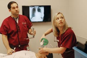 Inspira simulation lab lets medical professionals test their skills