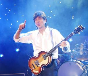 Symphony does an evening of McCartney's music
