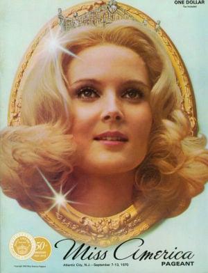 Miss America Through The Years: 1970 Miss America program