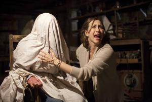 'The Conjuring': Demonic horror  history lesson
