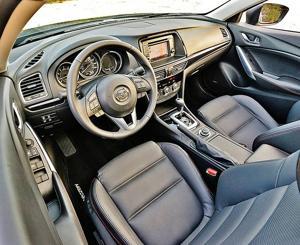2014 Mazda6 GT: Sedan with Sports Car Attitude
