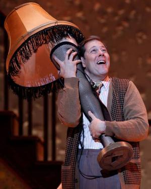 'A Christmas Story' musical a joyous romp