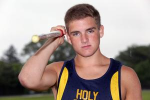 Holy Spirit's Antonucci pushes himself to historic year: Boys track and field Athlete of the Year