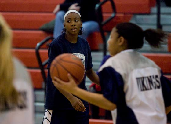 My life: Little sister Tiana Cannon a big star for Atlantic City