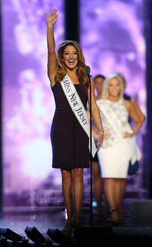 Miss NJ is Hammonton Lions Citizen of Year