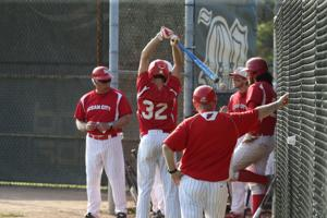 HS baseball Ocean City at Mainland