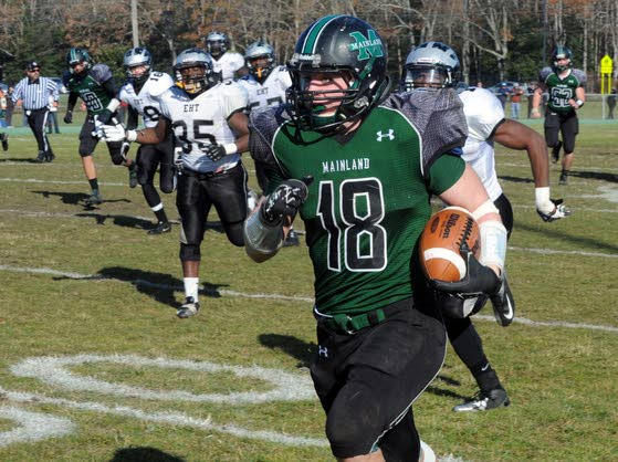 Jim Cooper sets state FG record in Mainland win