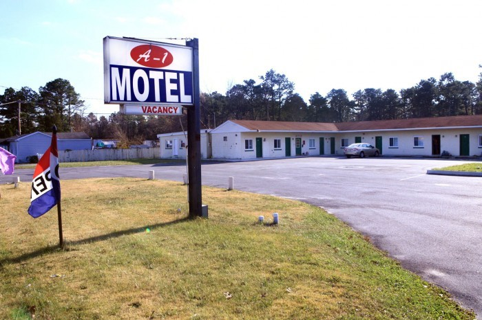 A1 Motel price gouging