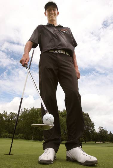 The Press High School Golfer of the Year: Middle Township sophomore David Hicks