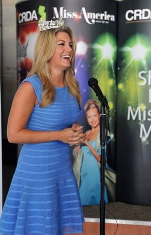 Miss America video booth encourages memory sharing