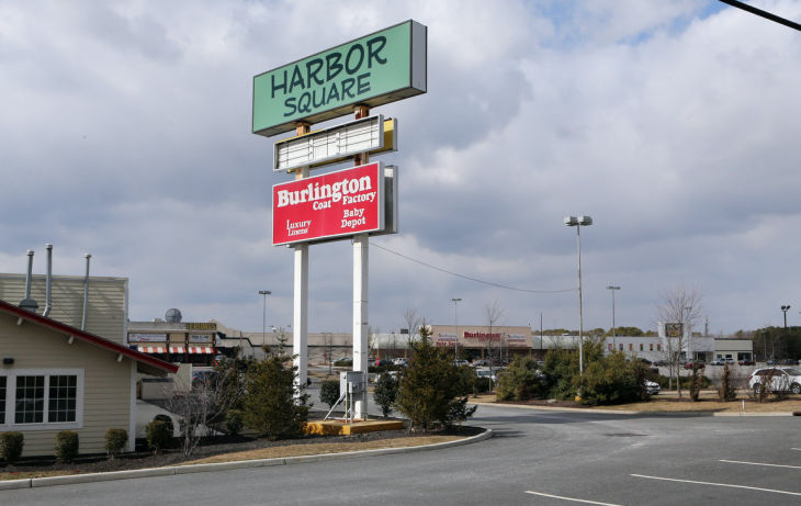 Harbor Square Sale