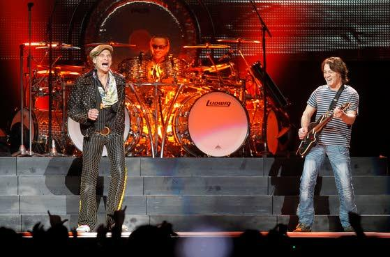 A Different Kind of Tour: Rock Hall of Famers Van halen bring new album, tour to A.C.