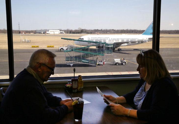 MEMBER EXCHANGE Trenton Airport