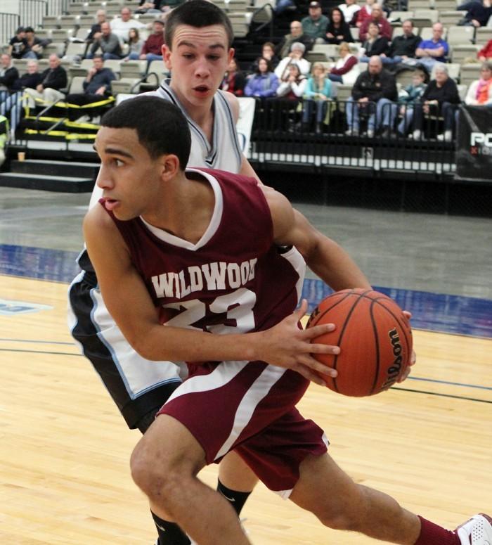Wildwood basketball