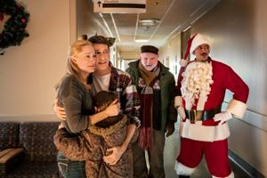 Northeast Ohio is at the heart of this warm Christmas movie